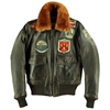 Women's G-1 TopGun Jacket with Patches