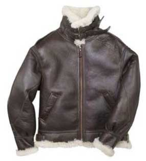 The Patton B-3 Sheepskin Jacket
