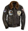 "Classic WWII Vintage Naval Aviator's ""100 Mission"" Size 48 - Clearance Item"