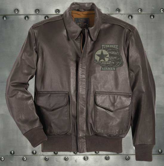 Tuskegee Airmen A-2 Jacket Size 42 - Clearance Item