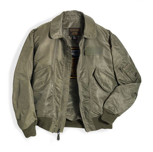 USN Fighter Weapons Jacket