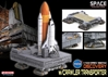 "Space Shuttle ""Discovery"" w/Crawler Transporter (1:400)"