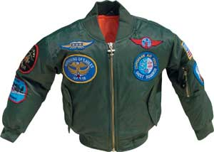 Youth Flight Jackets and aviation gifts at pilotwear.com. Buy ...