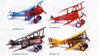 World War I Airplane Set, 4 Easy Build Models