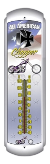 All American Chopper Thermometer (17 inch x 5 inch)