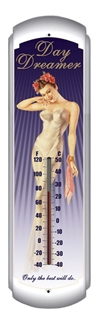 Day Dreamer Thermometer (17 inch x 5 inch)