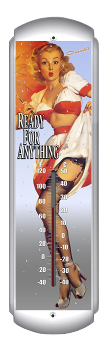 Ready for Anything Thermometer