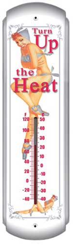 Turn Up the Heat Thermometer