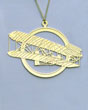 Wright Flyer Ornament