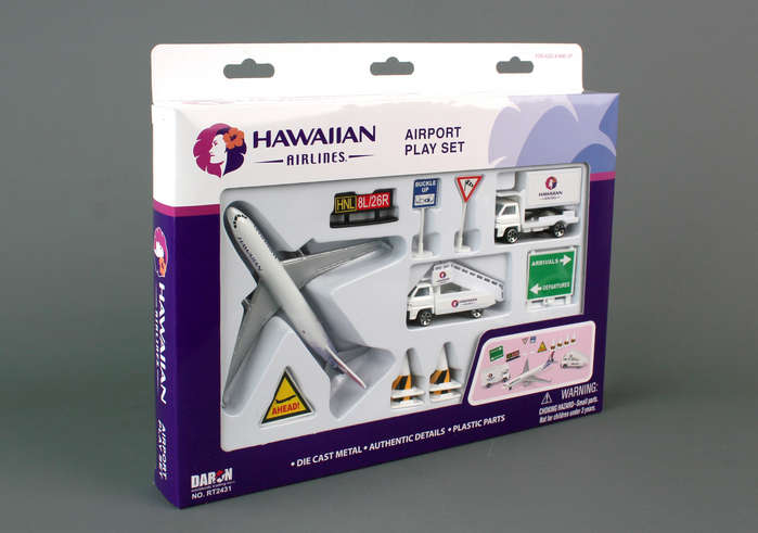 Hawaiian Airlines Airport Playset