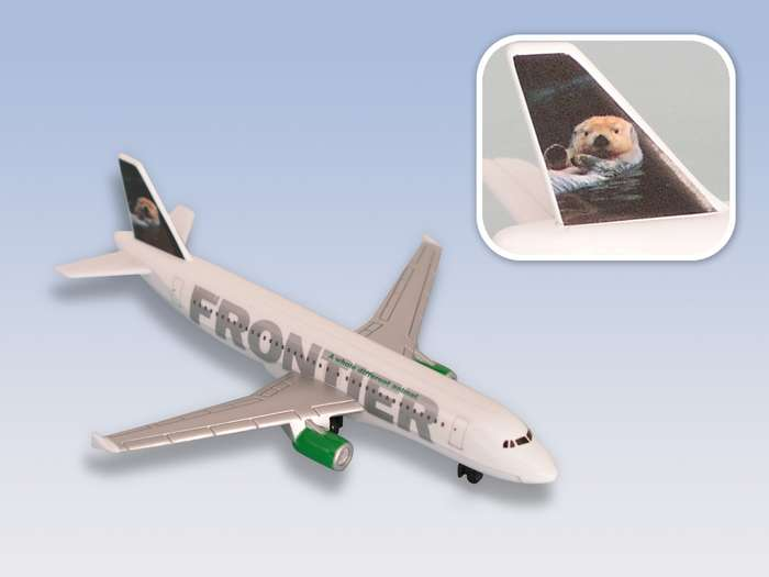 "Frontier Single Plane (5"")"