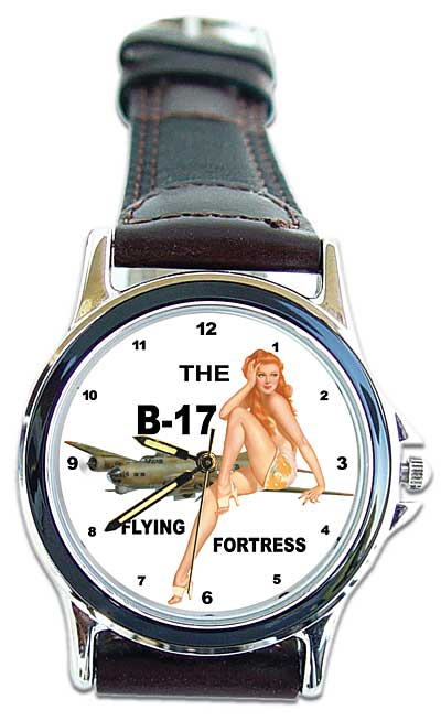 B-17 Flying Fortress Watch (Style A)