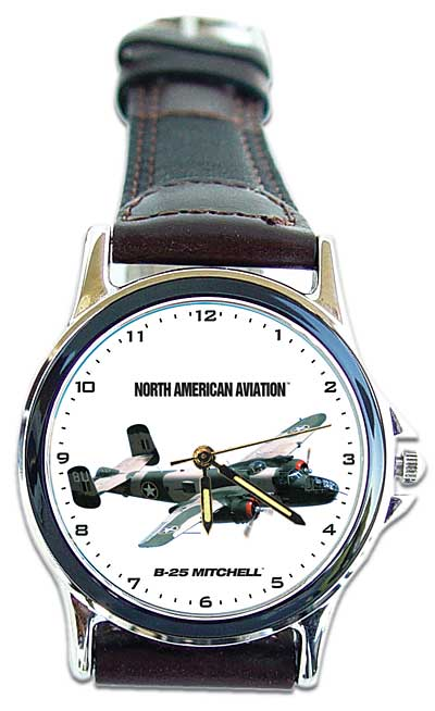 B-25 Mitchell Watch