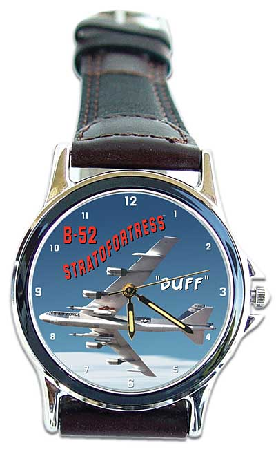 "B-52 Stratofortress ""Buff"" Watch"