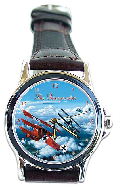 "Fokker DR I ""The Ringmaster"" Watch"
