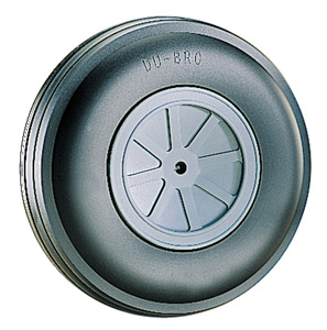 "7"" Dia. Treaded Lightweight Wheel (1)"