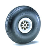 "2-1/4"" Dia. Treaded Surface Wheels (2)"