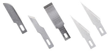 #1 Blade Assortment 5pk