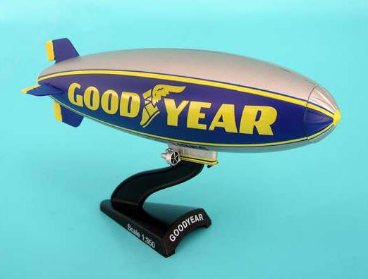 Goodyear Blimp (1:350) - Preorder item, order now for future delivery