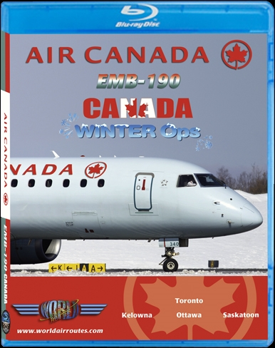 Air Canada Winter Ops (BluRay DVD)