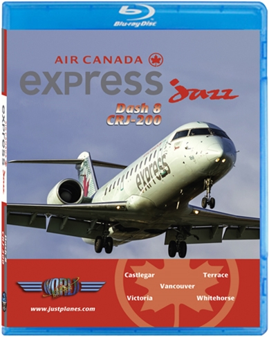 Jazz CRJ-200 (West Coast)