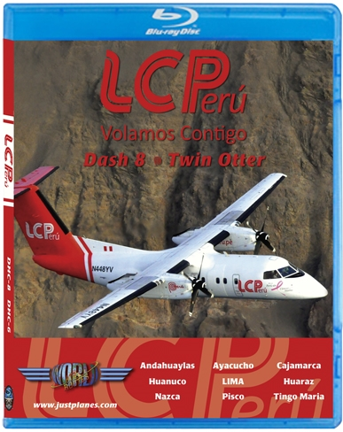 LC Peru (BluRay DVD)