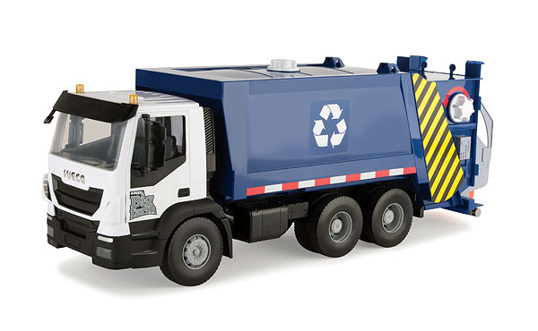 IVECO Recycling Truck - Lights and sounds Big