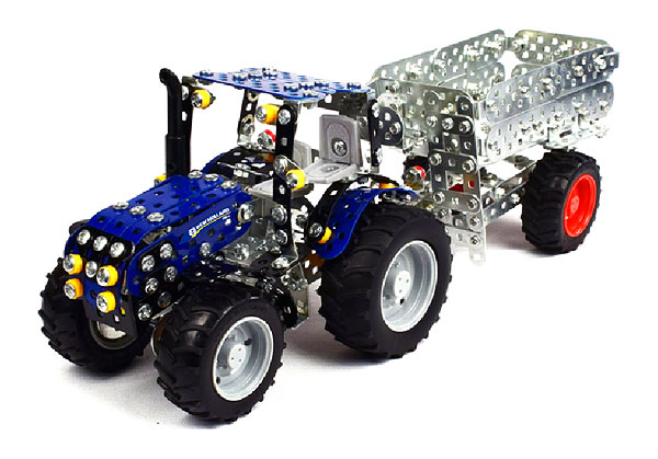 New Holland T4.75 Tractor (1:16)