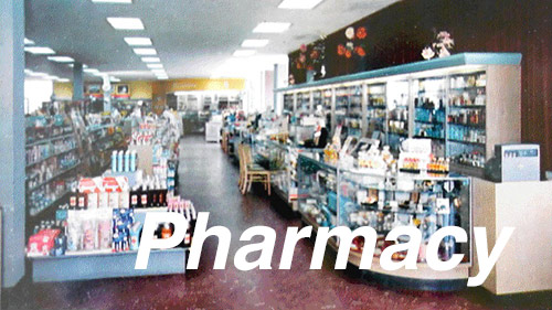 Ho Picture Windows Pharmacy 4'