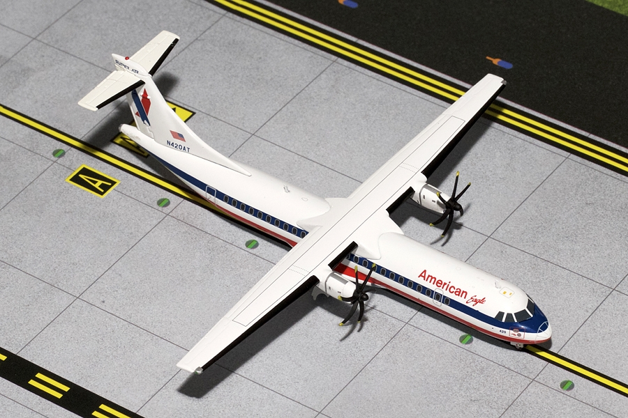 American Eagle ATR-72 Old Livery N420AT (1:200)