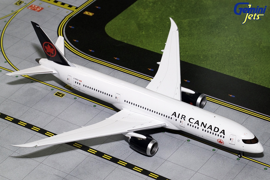 Air Canada B787-9 New Livery C-FRTG (1:200)