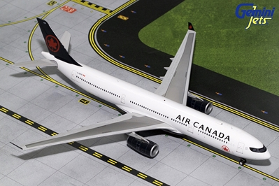 Air Canada A330-300 (2017 Livery) C-GFAF (1:200) - Preorder item, order now for future delivery