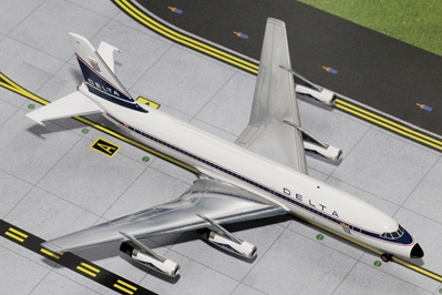 Delta CV-880 Gold Crown Livery N8801E (1:200)