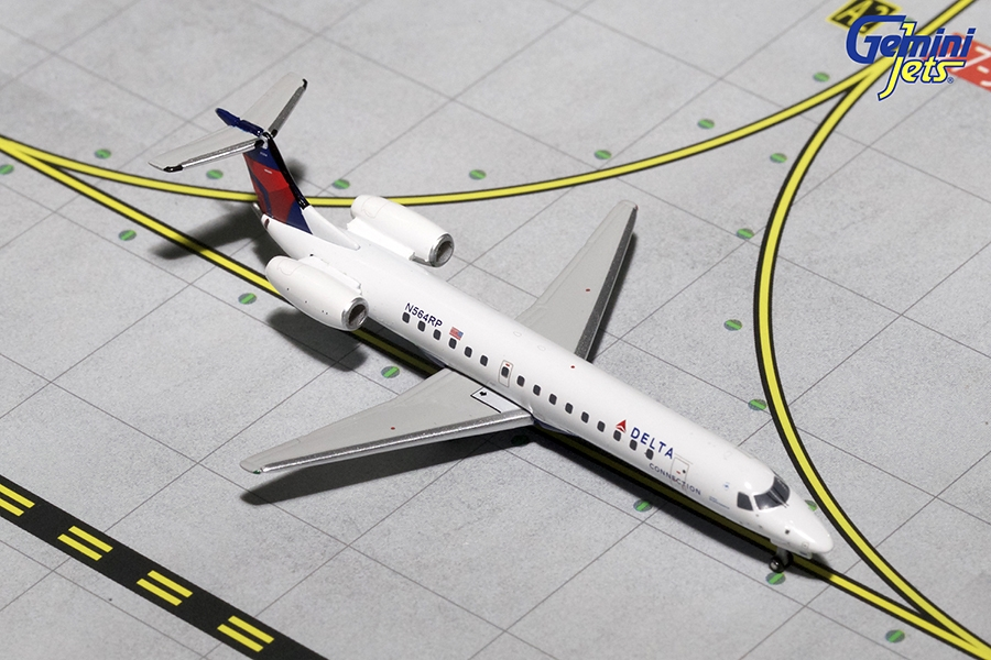 Delta Connection ERJ-145 N564RP (1:400)