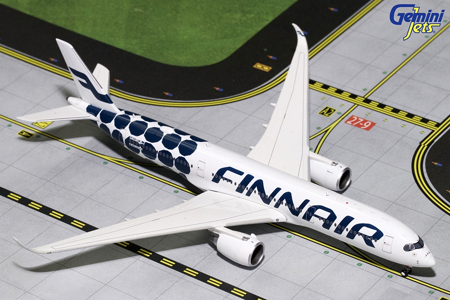 "Finnair A350-900 ""Marimekko"" OH-LWL (1:400) - Preorder item, order now for future delivery"