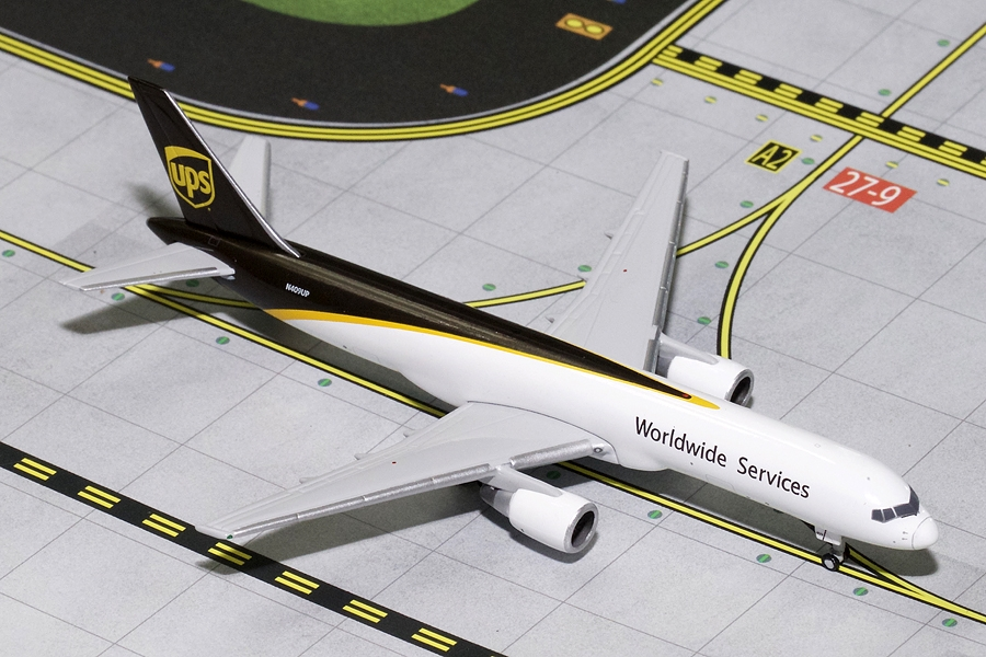 UPS B757-200F New Livery N409UP (1:400) - Preorder item, Order now for future delivery