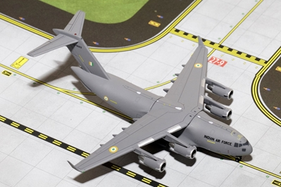 Indian Air Force C-17 Globemaster III (1:400)