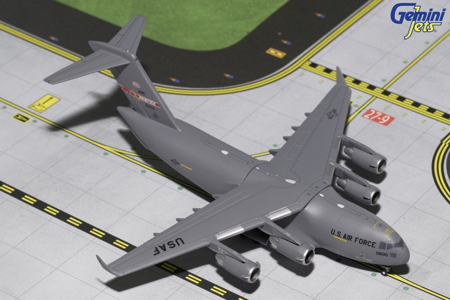 USAF Boeing C-17 Globemaster, Memphis Air National Guard, 30600 (1:400)