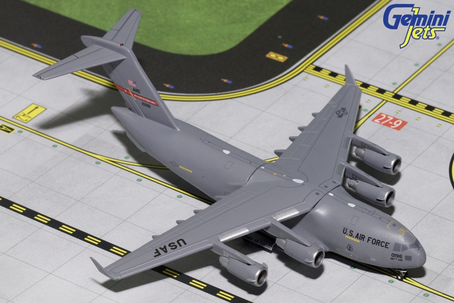 USAF Boeing C-17 Martinsburg ANG 10196 (1:400) - Preorder item, order now for future delivery