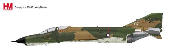 F-4E Phantom II, No. 6 Squadron, RAAF, 1970 (1:72) - Preorder item, Order now for future delivery