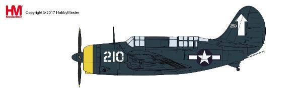 SB2C-4E Helldiver, VB-84, USS Bunker Hill, Feb 1945 (1:72) - Preorder item, Order now for future delivery