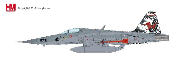 F-5E Tiger II (1:72), J-3073, Staffel 8, 2017 (1:72)  - Preorder item, order now for future delivery