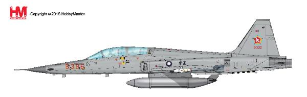 F-5F Tiger II, 5396, ROCAF, Taiwan (1:72) - Preorder item, order now for future delivery