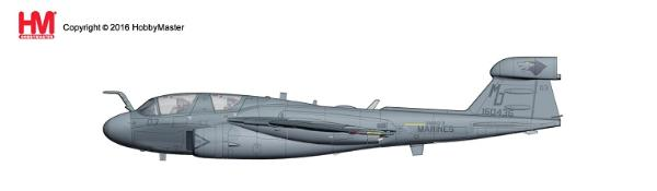 "EA-6B Prowler, ""Operation Enduring Freedom"" 160436, VMAQ-3, Bagram Air Base, Afghanistan, 2004/05 (1:72) - Preorder item, order now for future delivery"