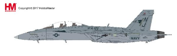 F/A-18F Super Hornet, VFA-122, RAF Fairford, 2006 (1:72) - Preorder item, Order now for future delivery