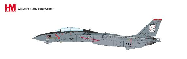 F-14A Tomcat, VF-41, USS Enterprise, 2001 (1:72)  - Preorder item, order now for future delivery
