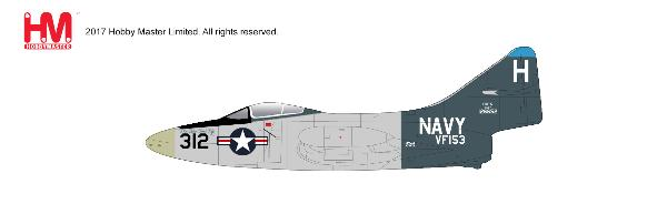 "F9F-5 Panther, VF-153, ""The Blue Tail Fly"" USS Princeton, 1953 (1:48)  - Preorder item, order now for future delivery"