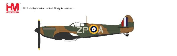 Spitfire Mk.I Flt. Lt. Adolph Malan, No. 74 Squadron, Hornchurch (1:48) - Preorder item, order now for future delivery