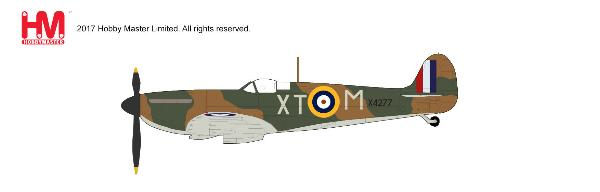 Spitfire Mk.I Flg Off Richard Hillary, No. 603 Sqn., Hornchurch (1:48) - Preorder item, order now for future delivery