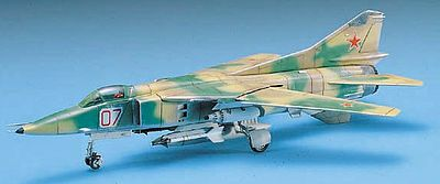 "MiG-27 Flogger D USSR ""Yellow 23"" 1:72"